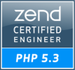 Zend Certfied Engineer logo